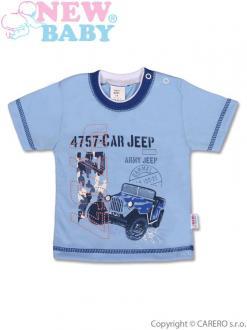 be5292b00f2 ... Tričko s krátkym rukávom Army jeep